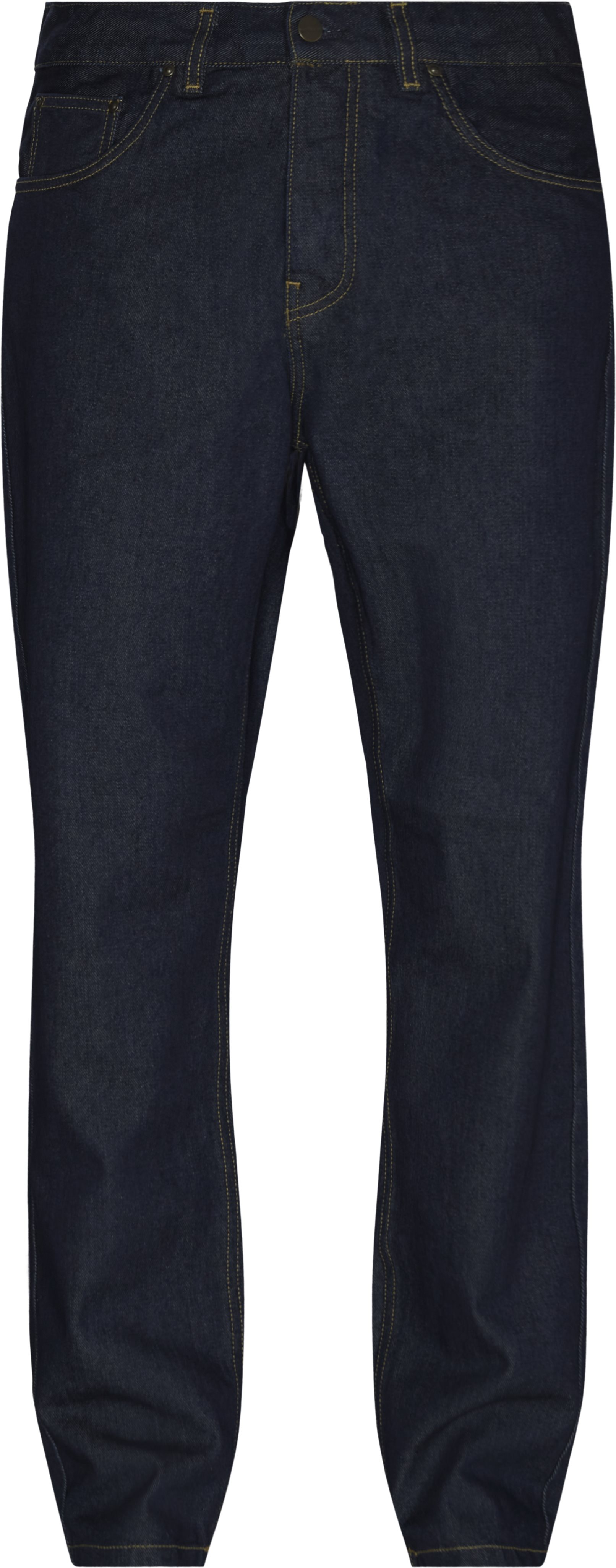 Newel Pant - Jeans - Relaxed fit - Blue